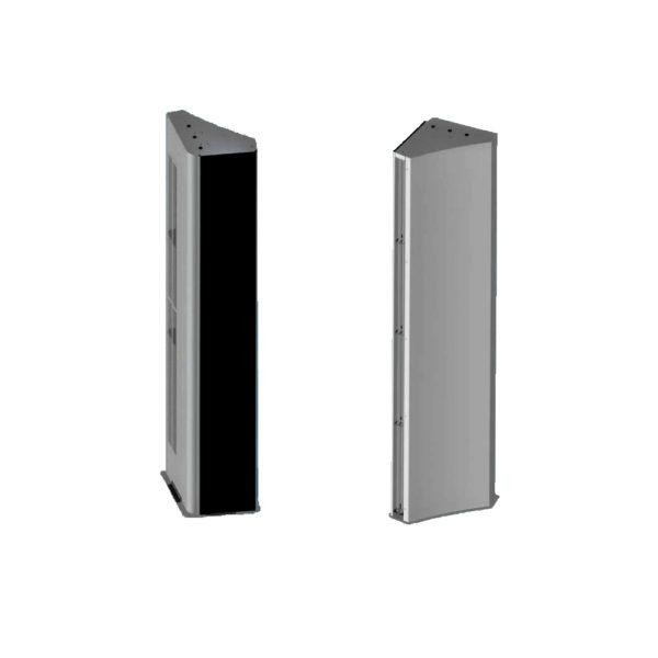 Воздушные завесы для вращающихся дверей карусельного типа Olefini VR V1