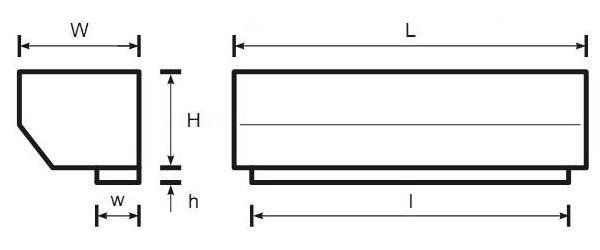 Низкорасходные воздушные завесы (электрический нагрев)